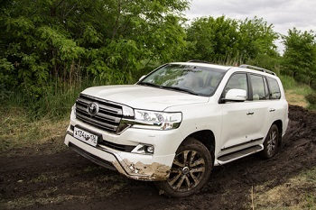 Where to Take Your Toyota Land Cruiser Off-Road in Sydney Image