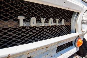 History of Toyota in Australia Image